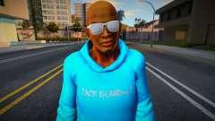 Dead Or Alive 5: Ultimate - Zack 5 pour GTA San Andreas