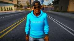 Dead Or Alive 5: Ultimate - Zack 3 pour GTA San Andreas