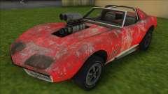 Chevrolet Corvette C3 Stingray T-Top 69 Road W