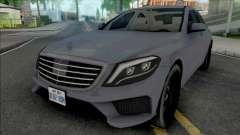 Mercedes-Benz S63 AMG 2014 Japan SA Style für GTA San Andreas