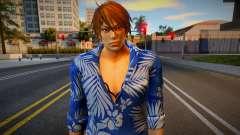 Shin Kamiya Tekken Blood Vengeance v6 pour GTA San Andreas