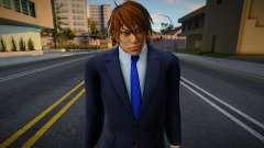 Shin Kamiya Tekken Blood Vengeance v3 pour GTA San Andreas