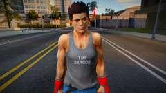 Dead Or Alive 5: Last Round - Jann Lee pour GTA San Andreas