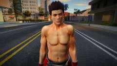Dead Or Alive 5 - Jann Lee (Costume 2) pour GTA San Andreas
