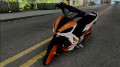 Yamaha LC 135 Malaysia Style