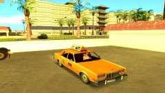Dodge Diplomat 1987 Taxi