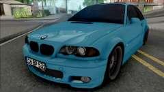 BMW 318Ci E46 Dapper