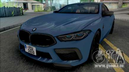 BMW M8 Competition 2021 für GTA San Andreas