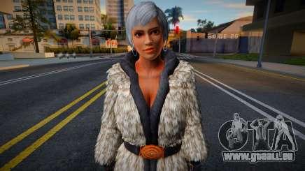 Dead Or Alive 5 - Lisa Hamilton 4 für GTA San Andreas