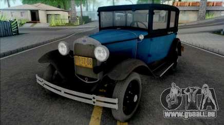 Ford Model A Standard Fordor 1930 [IVF] für GTA San Andreas