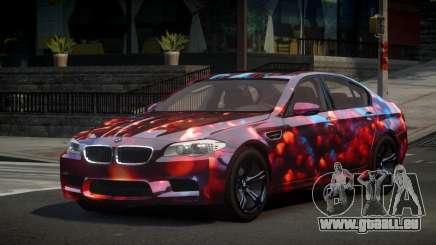BMW M5 U-Style S1 pour GTA 4