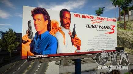 Real Billboards of Los Angeles 1992 für GTA San Andreas