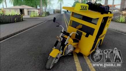 Mototaxi pour GTA San Andreas