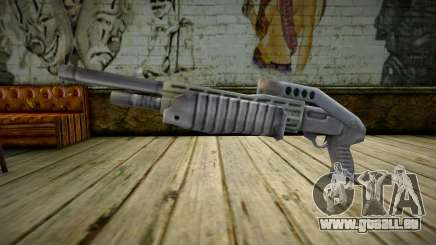 Half Life Opposing Force Weapon 12 pour GTA San Andreas