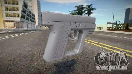 Glock Blaster für GTA San Andreas