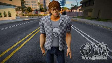 Shin Casual Tekken (Bad Boy 4) pour GTA San Andreas