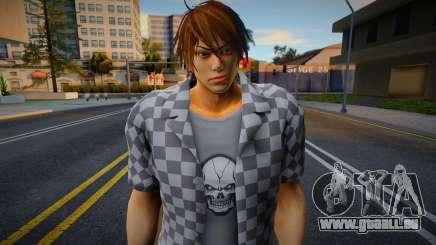 Shin Casual Tekken (Bad Boy 1) pour GTA San Andreas