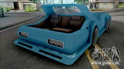 Dodge Deora 6x6 pour GTA San Andreas