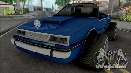 GTA IV Willard Lifted für GTA San Andreas