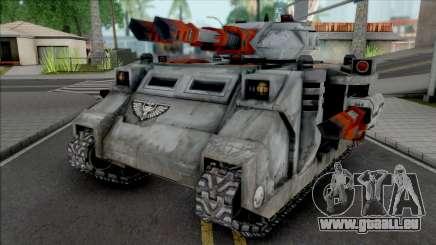White Scars Predator Annihilator für GTA San Andreas