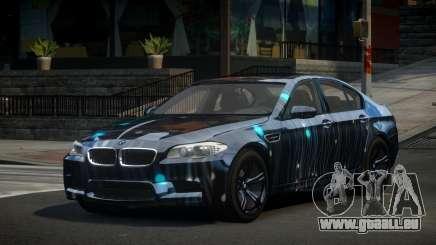 BMW M5 U-Style S3 pour GTA 4