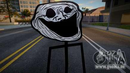 Memes skin 3 pour GTA San Andreas