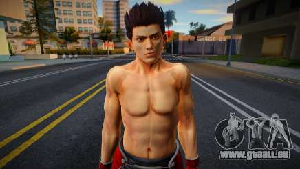 Dead Or Alive 5 - Jann Lee (Costume 2) für GTA San Andreas