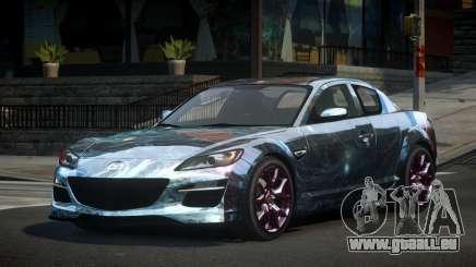 Mazda RX-8 Qz S2 für GTA 4
