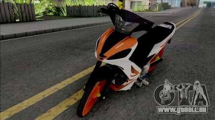 Yamaha LC 135 Malaysia Style pour GTA San Andreas