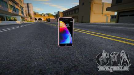 iPhone 8Plus (PRODUCT) Red für GTA San Andreas