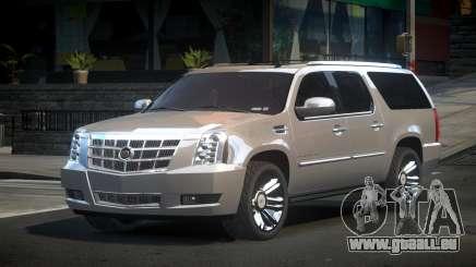 Cadillac Escalade PSI für GTA 4