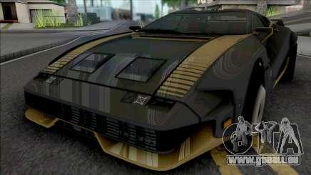 Quadra V-Tech 2077 für GTA San Andreas