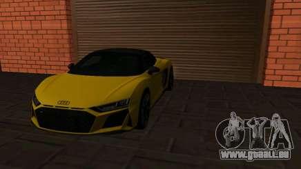 Audi R8 Spyder 2020 für GTA San Andreas