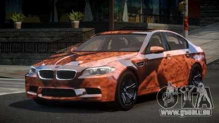 BMW M5 U-Style S2 pour GTA 4