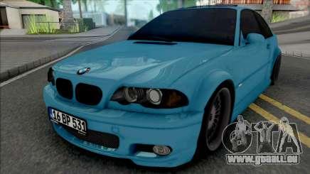 BMW 318Ci E46 Dapper für GTA San Andreas