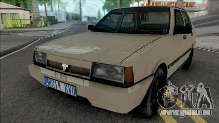 Tofas Sahin Low Poly SA Style pour GTA San Andreas
