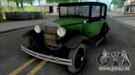 Ford Model A Standard Fordor 1930 für GTA San Andreas