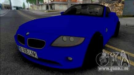 BMW Z4 3.0 2003 pour GTA San Andreas