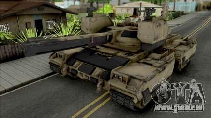 FT101 Main Battle Tank für GTA San Andreas
