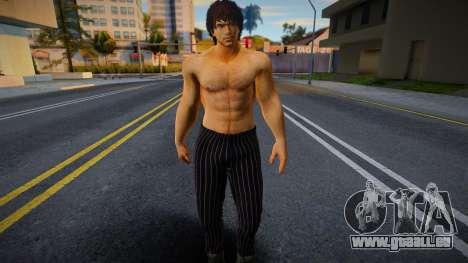 Miguel New Clothing 3 pour GTA San Andreas