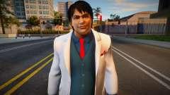 Man skin 2 pour GTA San Andreas