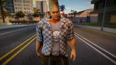 Paul Gangstar 2 pour GTA San Andreas
