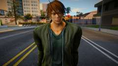Shin New Clothing 1 pour GTA San Andreas