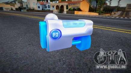 8-bit - Weapon pour GTA San Andreas