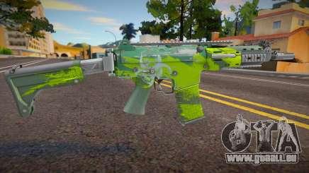 AK5 Biohazard pour GTA San Andreas