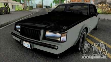 Faction pour GTA San Andreas