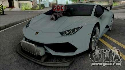 Lamborghini Huracan Tuneado für GTA San Andreas