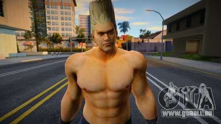 Paul New Clothing pour GTA San Andreas