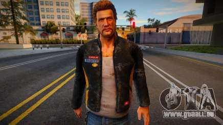 Greene from Dead Rising pour GTA San Andreas