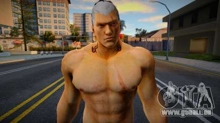 Bryan New Clothing 1 pour GTA San Andreas